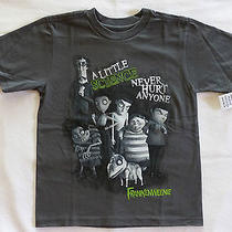 Disney / Frankenweenie / Tim Burton / Boys T-Shirt / Top / Medium (7-8) /nwt  Photo