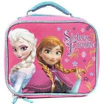 Disney Frozen Backpack Backpack With Detachable Lunch Box Lun Box  Photo