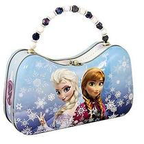 Disney Frozen Purple Pink  Carry Purse Wallet Daughter Grand Sister Change Set Photo