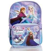 Disney Frozen Sisters Forever Backpack & Lunch Bag  Photo