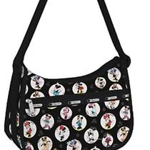 Disney Lesport Sac Minnie Mouse Hobo Bag Nwt Photo
