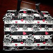 Disney Mickey and Minnie Mouse Sweethearts Shopper Bag by Dooney & Bourke Photo