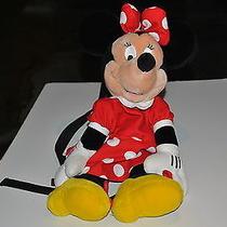 Disney Mini Mouse Kids Back Pack Photo