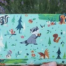 Disney Parks Dooney New Bambi & Friends Wallet Wristlet Adorable New Sold Out Photo
