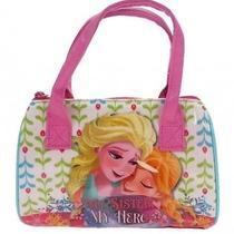 Disney Princess & Girls Tv Character School Bowling Hand Cosmetic Bag New Gift Photo