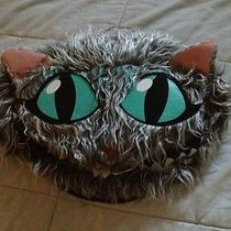 Disney Tim Burton Cheshire Cat Costume Head Photo
