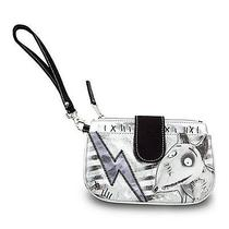 Disney Tim Burton Dog Case Bag Clutch Purse Wallet Frankenweenie Sparky Wristlet Photo