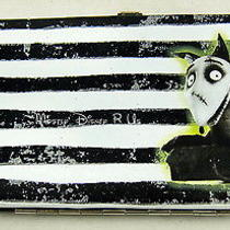 Disney Tim Burton's Frankenweenie Sparky Dog Snap Hinge Wallet New Photo