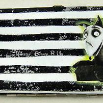 Disney Tim Burton's Frankenweenie Sparky Dog Snap Hinge Wallet New Photo