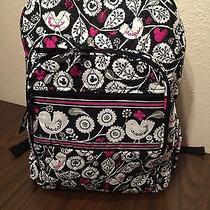Disney Vera Bradley Mickey Meets Birdie Campus Backpack Bag Photo