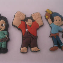 Disney Wreck It Ralph With Free Preschool Bracelet Will Also Fit Crocs Photo