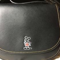 Disney X Coach Mickey Saddle Bag 23 in Glovetanned Leather Limited Edition Photo