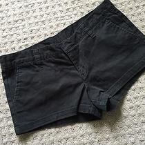 Distressed Black Hurley Junior 11 Shorts Short Photo