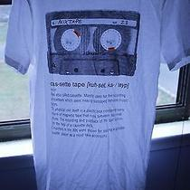 Divided h&m Casette Tape Shirt Small Photo