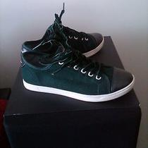 Dkny 6.5 Green Shoes Photo