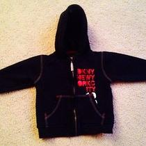 Dkny Baby Boy Sz 18 Months Zip Up Hoodie Photo