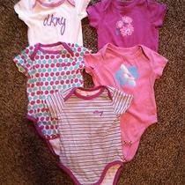 Dkny Baby Girl Onesies Photo