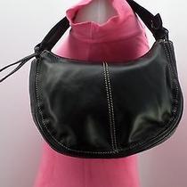 Dkny Black Shoulder Handbag Photo
