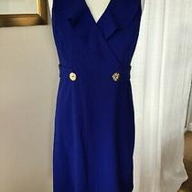Dkny  Blue Dress - Size 10  - New With Tag Photo