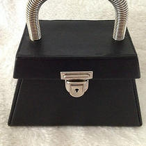 Dkny  Box Style Purse With Mirror Photo