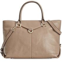Dkny Computer Laptop Satchel Shopper Handbag Tote Briefcase Leather R3513805 Nwt Photo