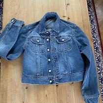 Dkny Denim Jacket Size L Photo
