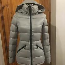 Dkny Down Puffer Jacket Size Xs Bnwt Rrp 132 Grey  Photo