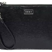 Dkny Gigi Wristlet Bag (Black) Photo