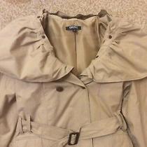 Dkny Girls Trench Coat. Size 12. France Photo