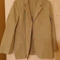 Dkny Green Jacket (10) Photo