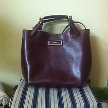 Dkny Handbag Red Photo