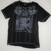 Dkny Jeans Graphic T-Shirt Size Xl Photo