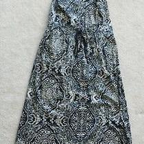 Dkny Jeans Maxi Dress Size M Photo