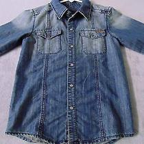 Dkny Jeans Shirt for Boys Size S Photo