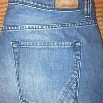 Dkny Jeans Slim Straight Leg Men's Blue Denim Jeans Size 38 X 30 Mint Photo