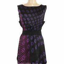 Dkny Jeans Women Black Casual Dress L Photo
