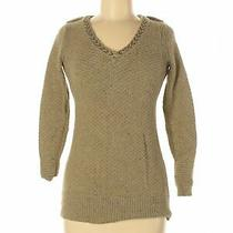 Dkny Jeans Women Brown Pullover Sweater Xs Photo