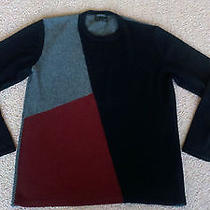 Dkny Mens Cashmere Sweater - Mens Size Large Photo