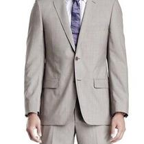 Dkny Mens Suit Separates Gray Size 40 Long Twi-Button Blazer Jacket 238- 627 Photo