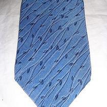 Dkny Mens Tie Blues Photo