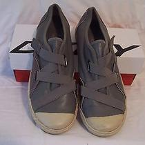 Dkny Merle Sneakers - Gray - Size 7 - Gently Worn Photo