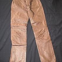 Dkny Metallic Jean Copper Color Size 2 Photo