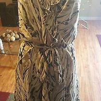Dkny Natural Colors Wear to Work Dress Size 20w Photo