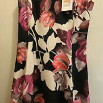 Dkny New With Tags Ladies Dress Size 2. Fits Girls Size 14/16 Photo