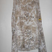Dkny Pure Collection-Asymmetrical Blouse-Nwt Photo