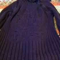 Dkny Purple Sweater Photo