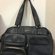 Dkny Shoulder Bag Gray Photo
