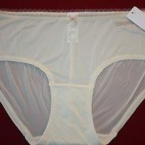 Dkny Small Supersleeks Girl Short Panties Women's Underwear Sheer Comfortable  Photo