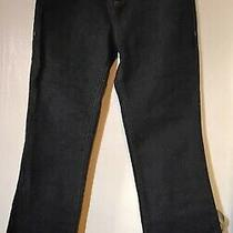 Dkny Soho Bootcut Blue Jeans Nwot Ladies Size 4 Regular Photo