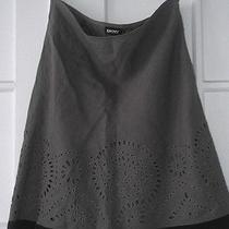 Dkny Summer Linen Skirt Photo